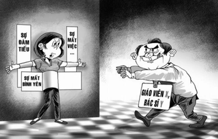 """PGS.TS. Trịnh Hòa Bình: """"Dĩ hòa vi quý"""" với quấy rối tình dục là vị kỷ"""