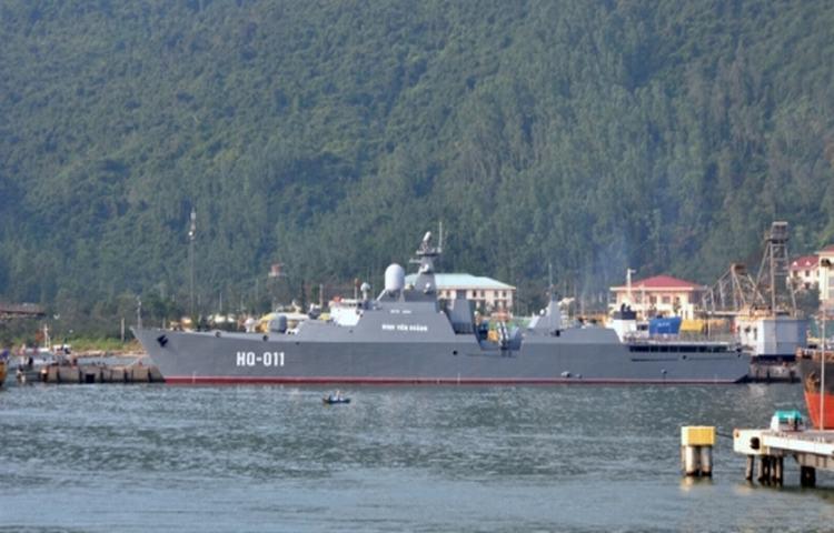 Sức mạnh hệ thống Palma trên chiến hạm Gepard 3.9 Việt Nam