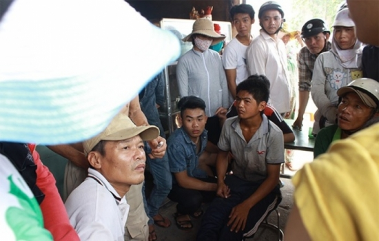 Sở lao động cam kết tìm việc cho công nhân vụ thảm sát Bình Phước