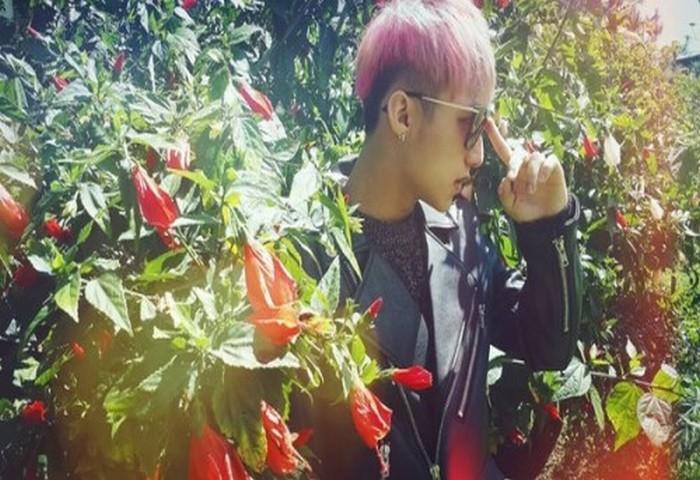 """""""Hoa mày chóng mặt"""" vì màu tóc của Sơn Tùng M-TP"""
