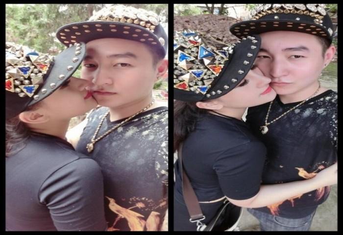 """Chuyện tình lãng mạn như phim Hàn của 9x ví chồng là """"đàn bà"""""""