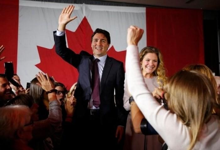 Canada: Đảng của con trai cố Thủ tướng thắng cử