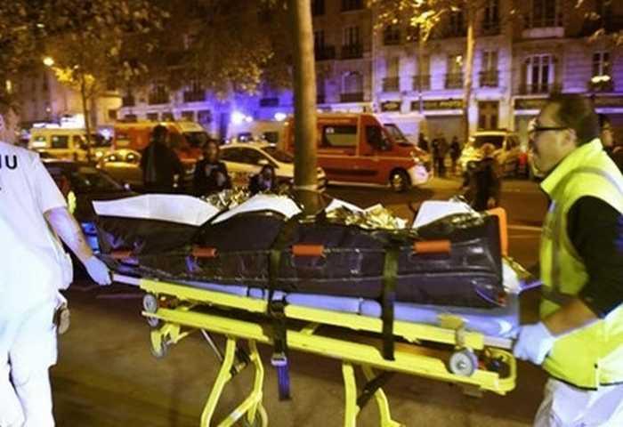 IS đã nhận trách nhiệm vụ tấn công khủng bố ở Paris