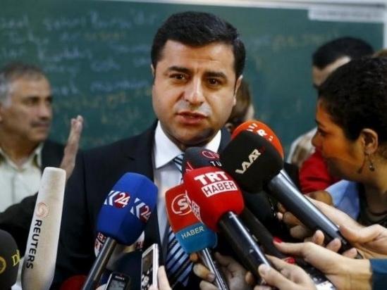 Thổ Nhĩ Kỳ: Thủ lĩnh HDP bị cáo buộc phản quốc vì lên án bắn Su-24