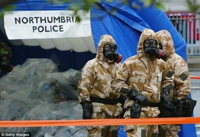 Phiến quân IS sẽ tấn công châu Âu bằng vũ khí hóa học?