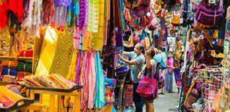 Chợ Chatuchak - Du lịch Thái Lan