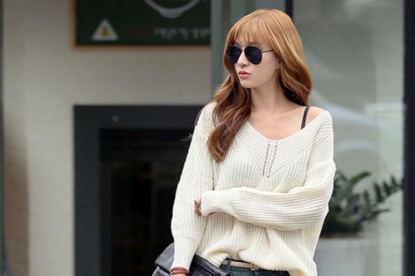 Bí quyết giặt các loại áo len sợi chống co giãn