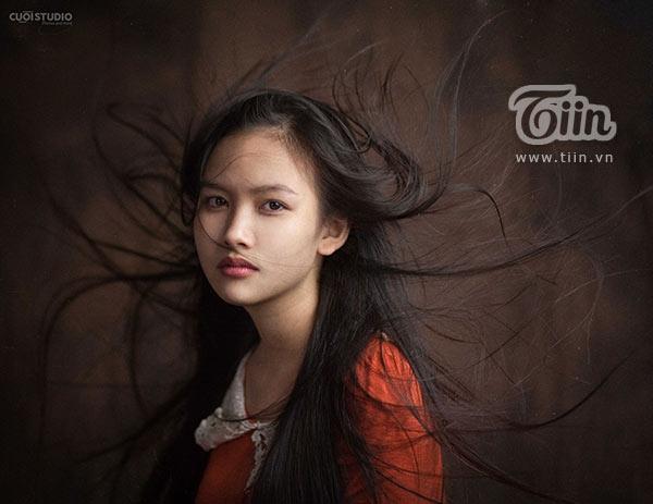 Bức ảnh cô gái Việt Nam đạt giải cao nhất trên trang ảnh quốc tế