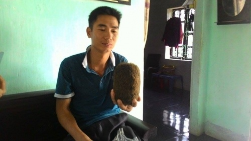 Mổ lợn thấy 'quả trứng vàng' nghi 'CÁT LỢN' hàng chục tỷ