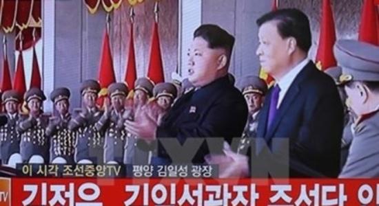 Truyền hình Triều Tiên xóa mặt quan chức cấp cao Trung Quốc