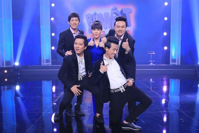 Lý do khán giả truyền hình khó thoát Hoài Linh, Việt Hương, Trấn Thành