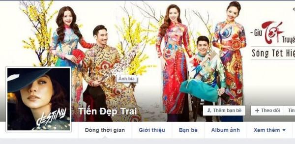 Tên mới trên tài khoản của Hà Hồ khiến fan phì cười