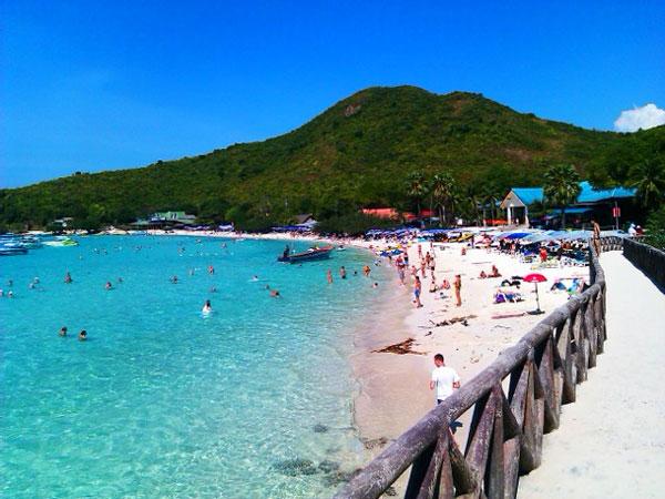 Đảo Koh Larn – Điểm đến hấp dẫn của du lịch Thái Lan