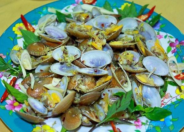 Những món hải sản nổi danh Đà Nẵng