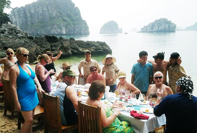 Quảng Ninh đa dạng hóa các sản phẩm du lịch