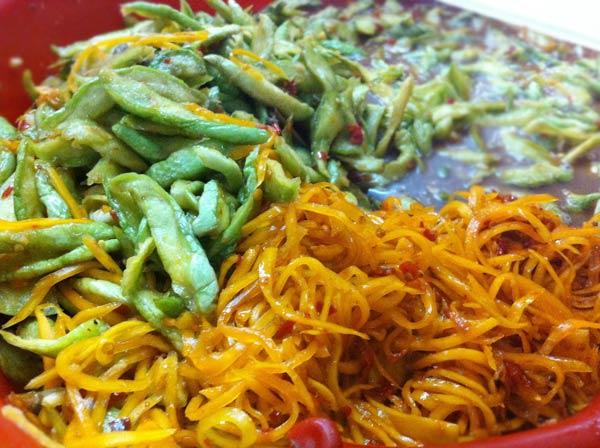 Dưa mắm – Món ăn độc đáo của ẩm thực Đà Nẵng