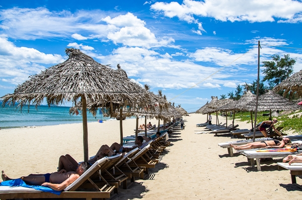 Bãi biển An Bàng – Chốn thiên đường hoang sơ