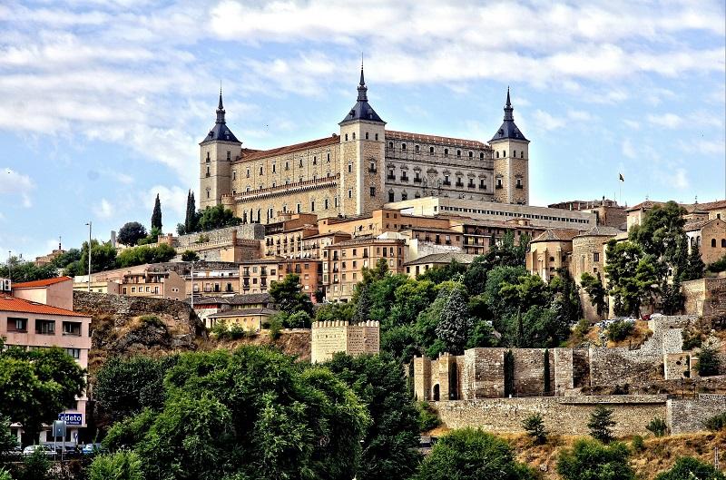 Những công trình kiến trúc cổ của Toledo
