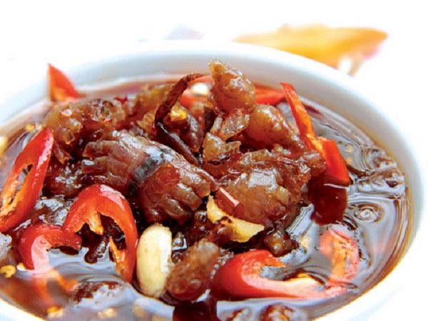 Mắm còng lột – Món ngon đặc trưng đất Gò Công