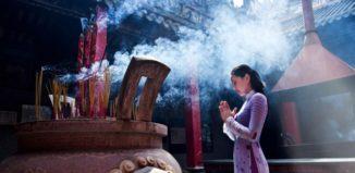 Lễ chùa đầu năm - GSV Travel