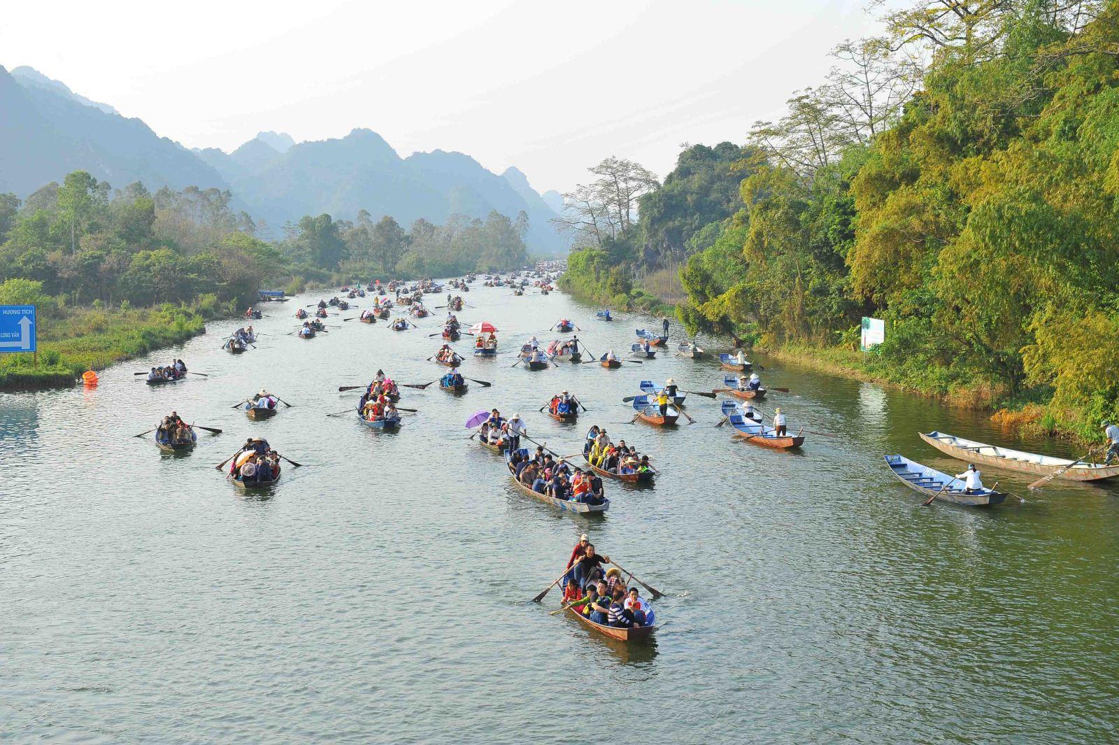 Lễ hội chùa Hương - GSV Travel