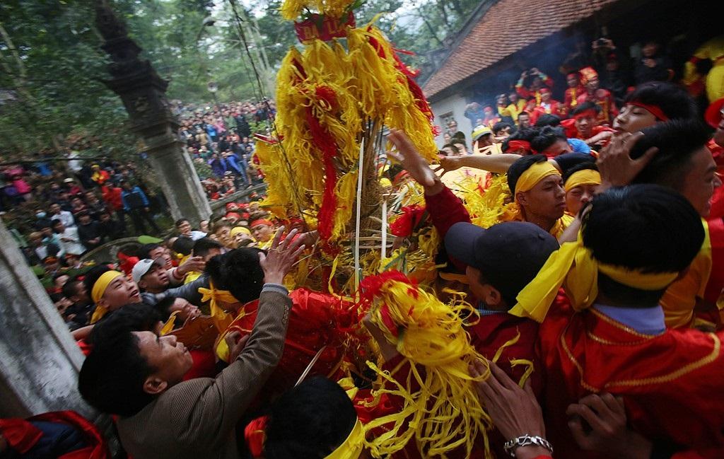 Lễ hội đền Gióng - GSV Travel