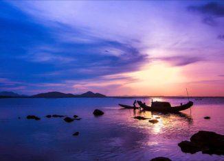 Mênh mông sông nước phá Tam Giang