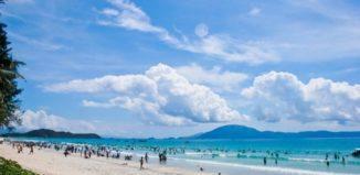 Bãi biển Trà Cổ - GSV Travel