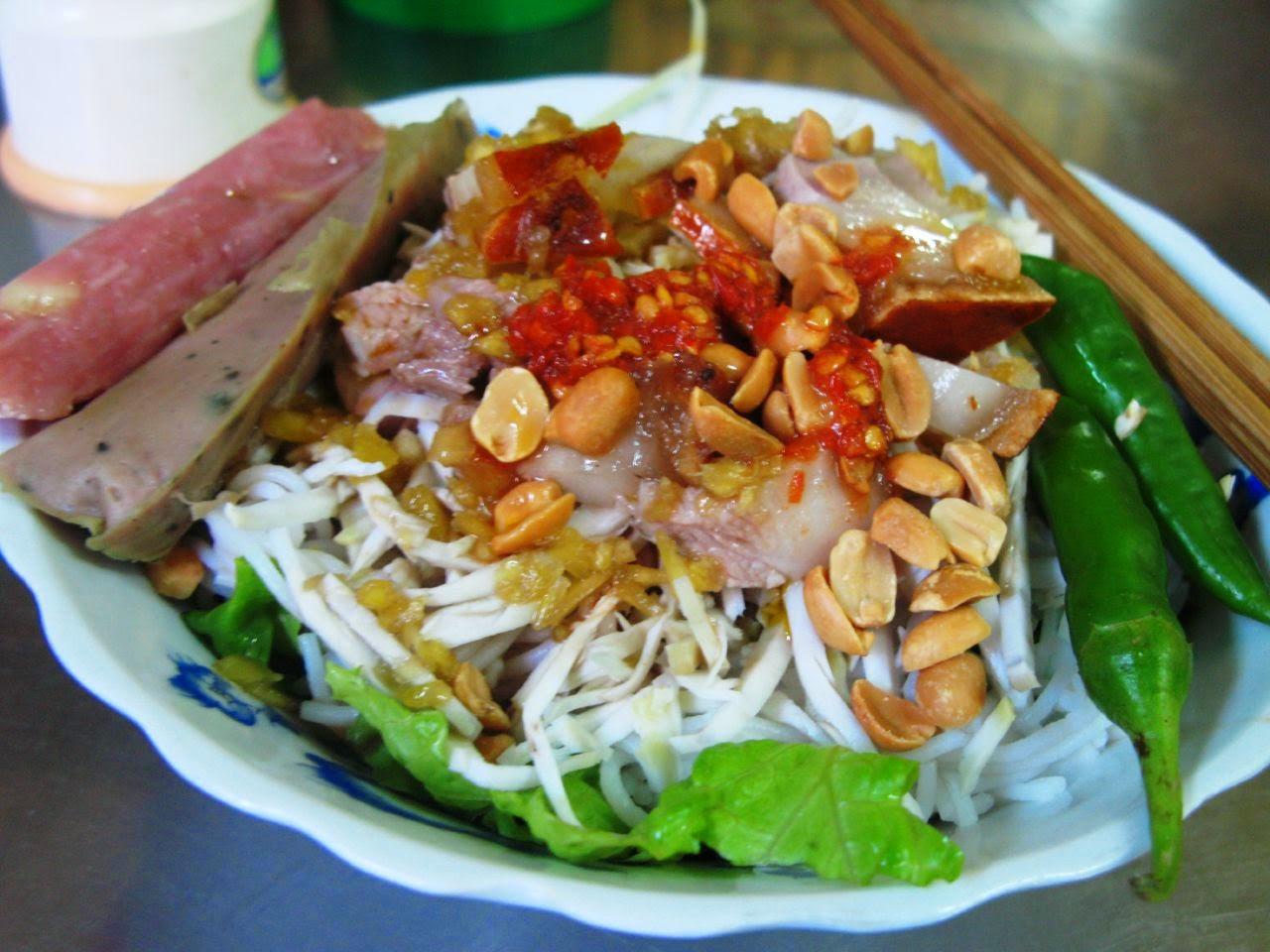 Bún mắm Đà Nẵng - GSV Travel