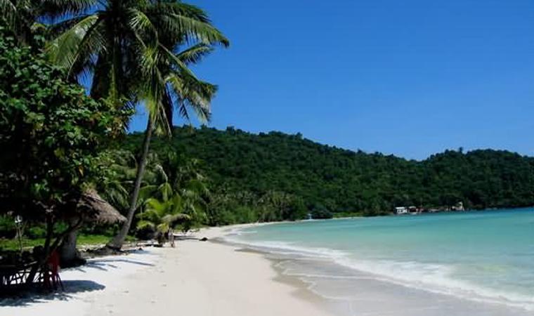 Bãi Dài Phu Quốc - GSV Travel