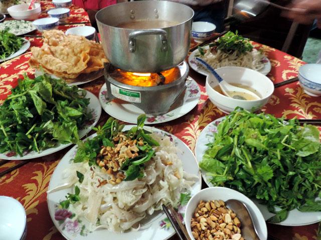 Gỏi lua – Nét văn hóa ẩm thực riêng của Khánh Hòa