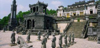 Lăng Khải Định - GSV Travel