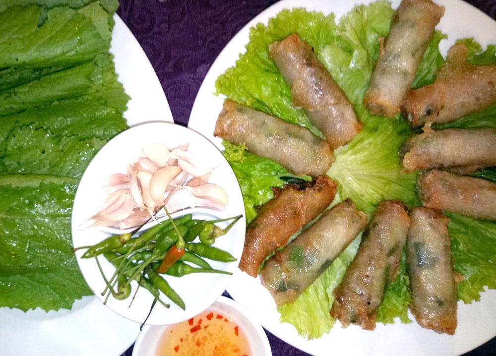 5 món ăn làm nên thương hiệu ẩm thực Phú Yên