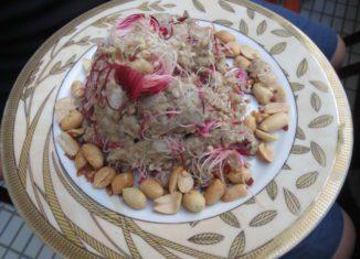 Những món ăn bình dị chế biến từ cây bần