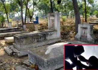 Bị mất quần vì 'mải' 'mây mưa' trong nghĩa trang và cái kết bi hài…