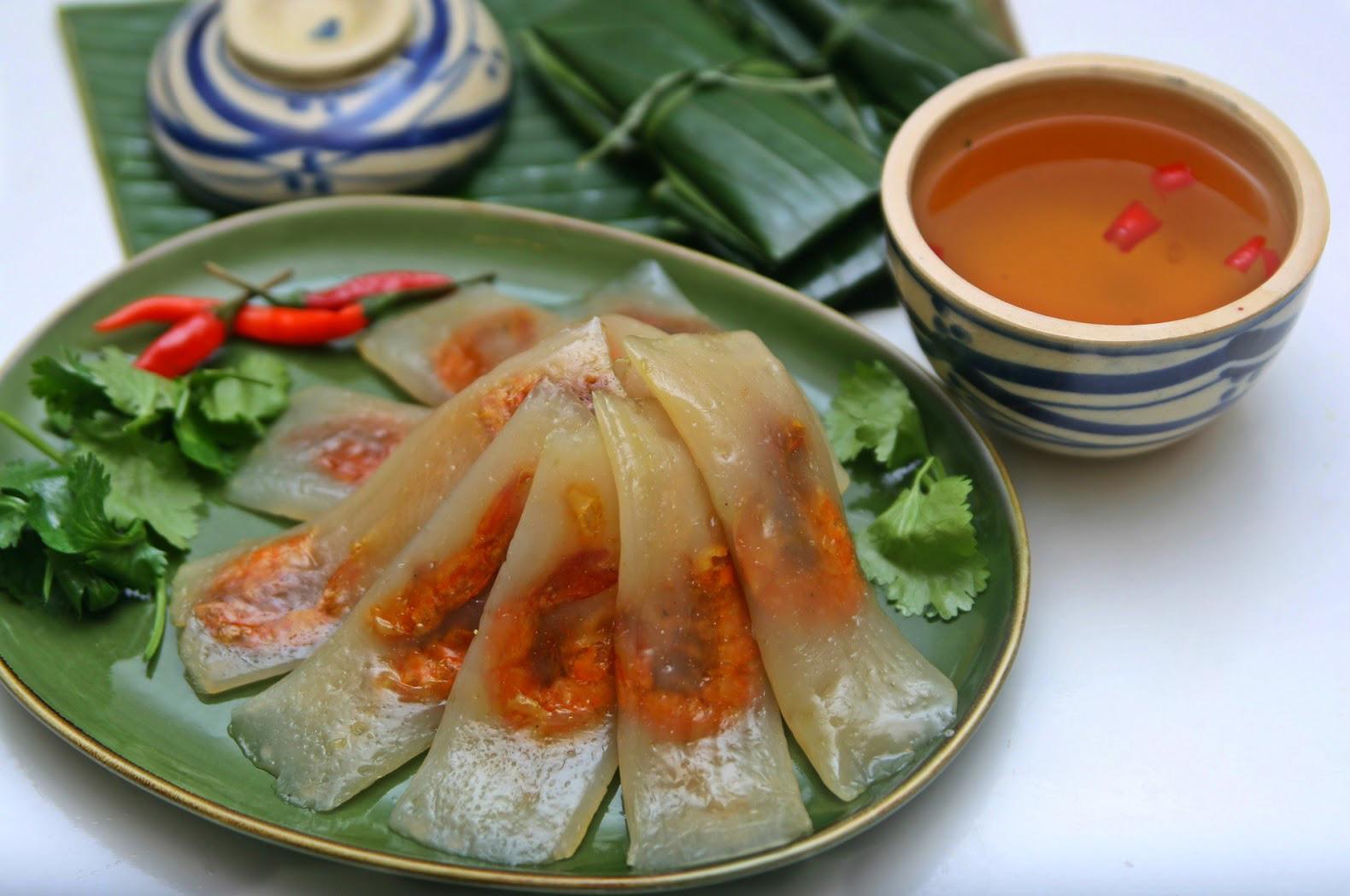 Bánh bột lọc – biểu tượng dân gian của ẩm thực Huế