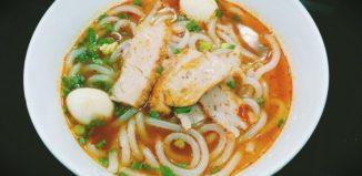Bánh canh Nha Trang - GSV Travel