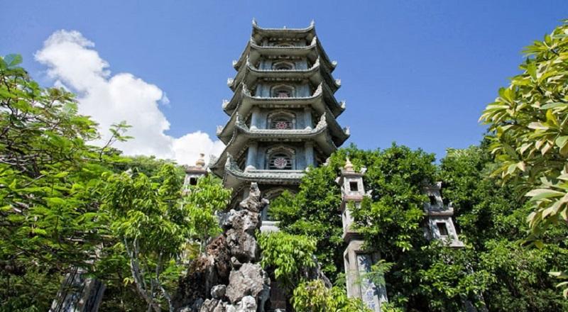 Kiến trúc đặc sắc ấn tượng của chùa Linh Ứng Đà Nẵng