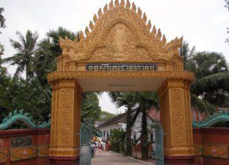 Chiêm ngưỡng lối kiến trúc ấn tượng và độc đáo của chùa Dơi Sóc Trăng