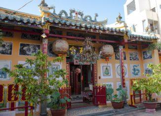 Kiến trúc đậm đè bản sắc Việt của đình Tân Lộc Đông