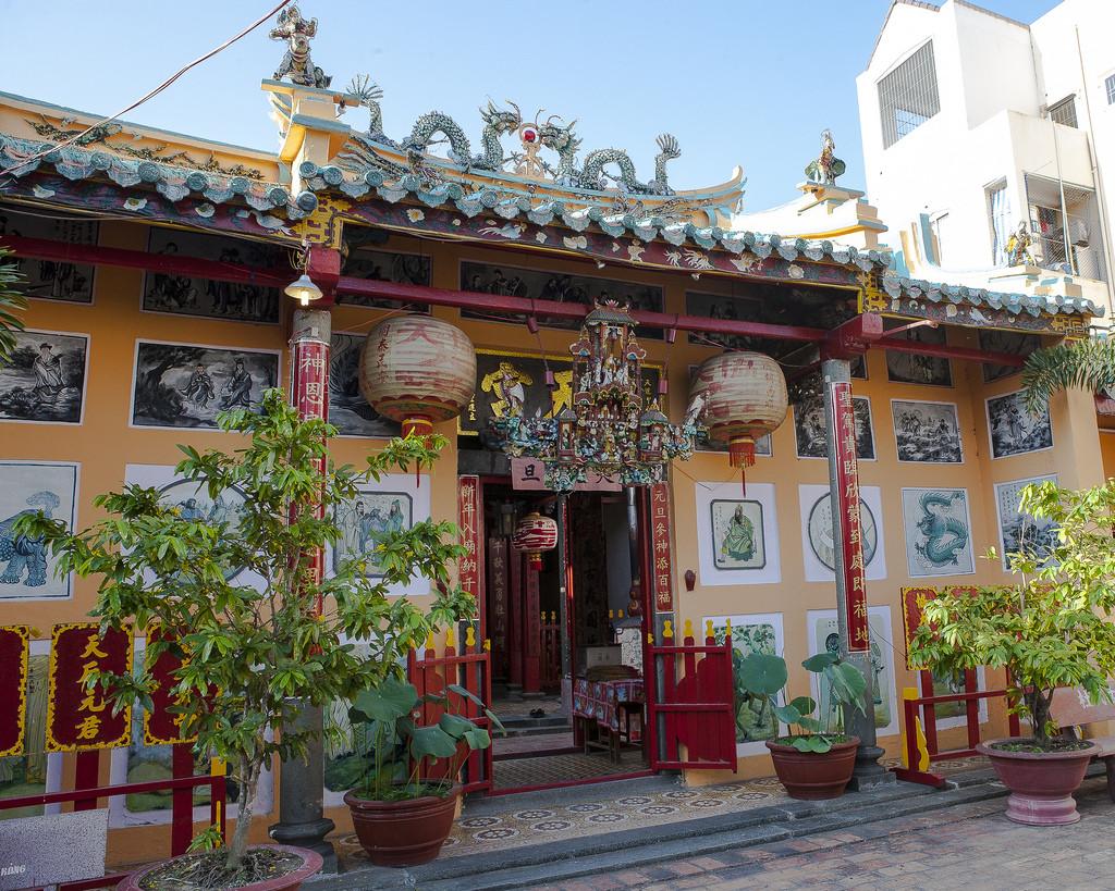 Đình Tân Lộc Đông - GSV Travel