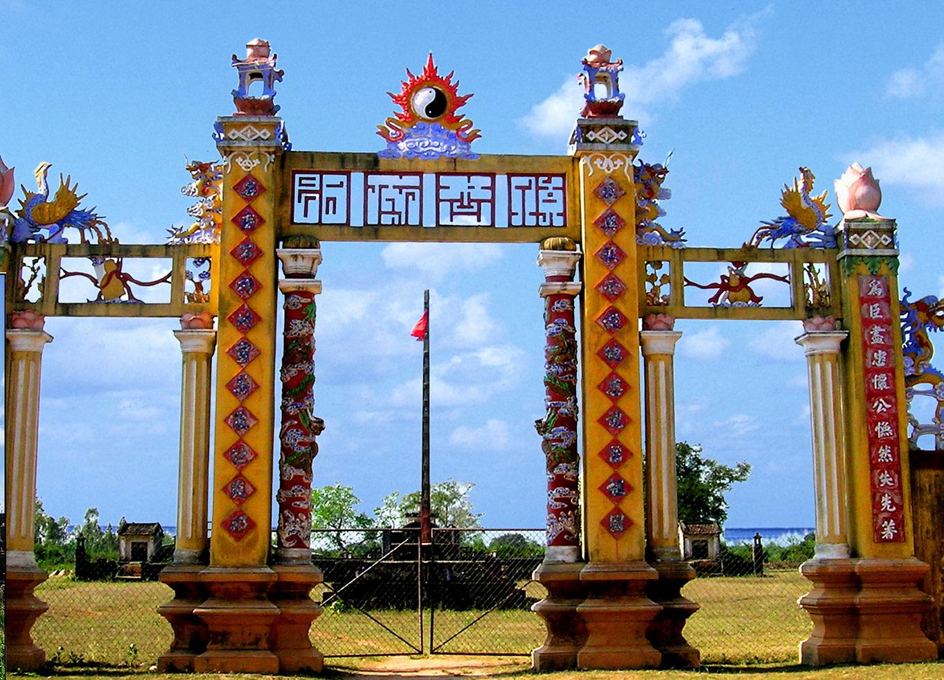 Thành Hoàng Đế - GSV Travel