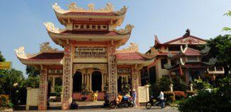 chùa Kim Cang - GSV Travel