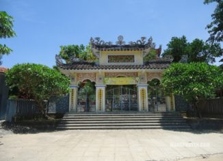 Chiêm ngưỡng nét uy nghi lộng lẫy của chùa Triều Tôn