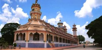 Tòa thánh Tây Ninh - GSV Travel