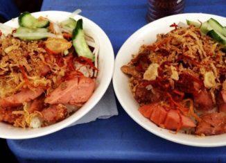 Những món xôi lạ hấp dẫn của ẩm thực Hà Nội