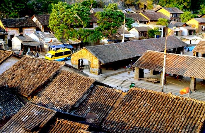 Vẻ đẹp nguyên sơ của phố cổ Đồng Văn