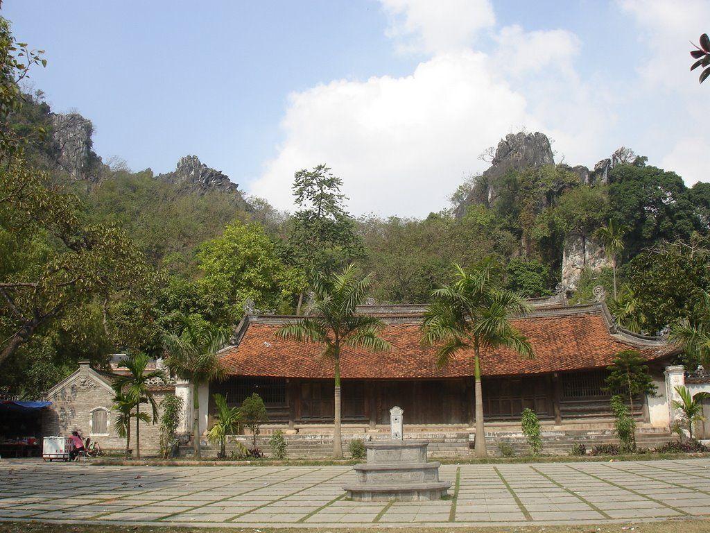 Nét kiến trúc độc đáo riêng biệt của chùa Thầy