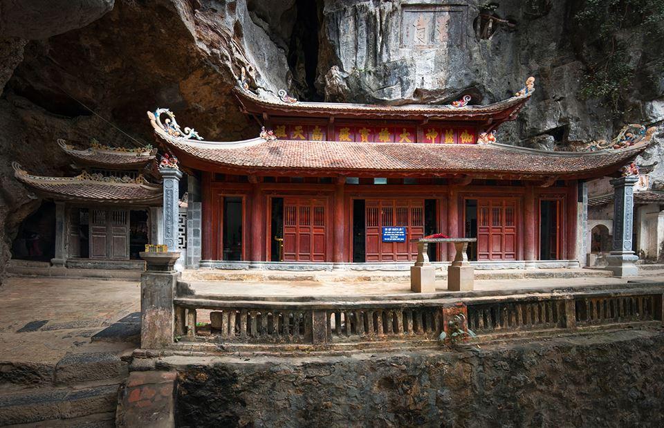 Nét cổ kính trầm mặc đặc biệt của chùa Bích Động