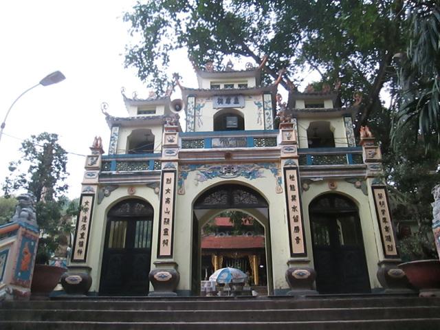 Nét văn hóa tín ngưỡng độc đáo của đền bà Chúa Kho